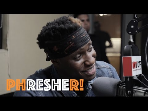 PHRESHER: Wait A Minute, Whole Thang, New Project And More