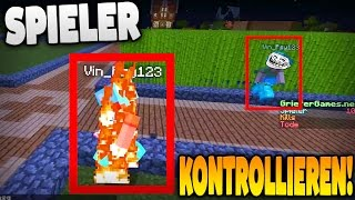 MINECRAFT SPIELER ACCOUNTS WERDEN GEHACKT !! - Minecraft TROLLING