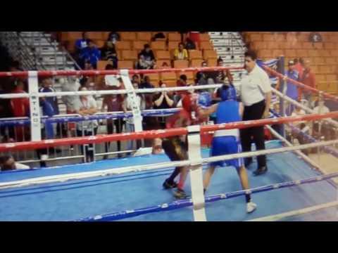 Abdullah Mason VS Samuel Contreras