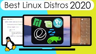 5 Best Beautiful Linux Distros [ 2020 Edition ]