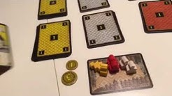 Tournay: Board Game Overview and Review