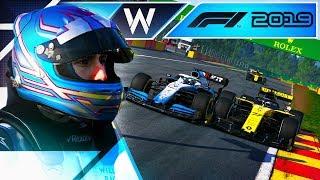 F1 2019 КАРЬЕРА - ОЧЕНЬ МНОГО БОРЬБЫ #13