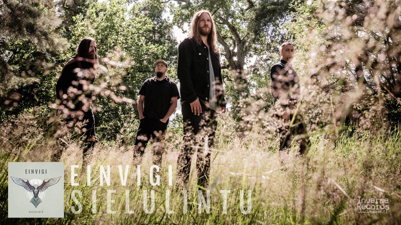 Finnish blackgaze band Einvigi released a first single from an upcoming debut album!