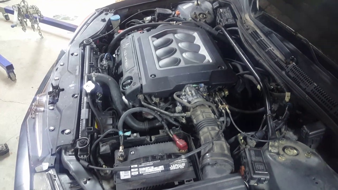 99 03 Acura Tl J32 Jdm Engine And Transmission Swap Part 3