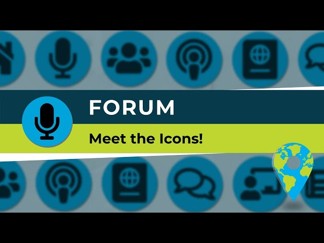 TCI - Meet the Icons - Forum