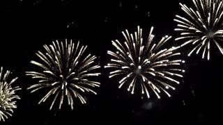 фестиваль фейерверков 2016 в Братеево - Китай