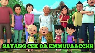 SAYANG CEK DA (TIK TOK HITS SONG) - cover by UPIN IPIN Mp3