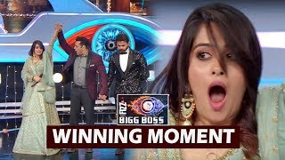 Dipika Kakar WINNING Moments On Bigg Boss 12 Grand Finale | Colors TV