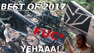 Best of MTB 2017 | Fails, Urban Downhill/Freeride und Hometrails