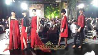 Opening Batik Fashion Week 2015 Gandaria City