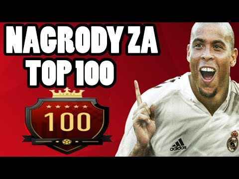 FIFA 18 - MAMY TO! NAGRODY ZA TOP 100 W SQUAD BATTLES!!!
