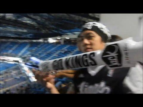 """""""BLACKOUT"""" Sacramento Kings Home Opener 2012-13 vs. Golden State Warriors"""