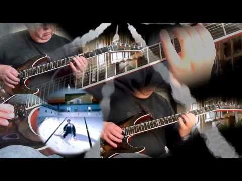 Pink Floyd - Shine On You Crazy Diamond - Guitar Cover (4K ...