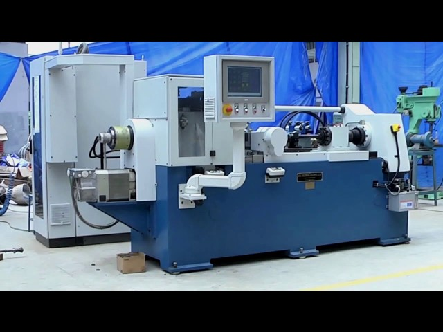 20Tonne  Friction Welding Machine with Deflash by shearing