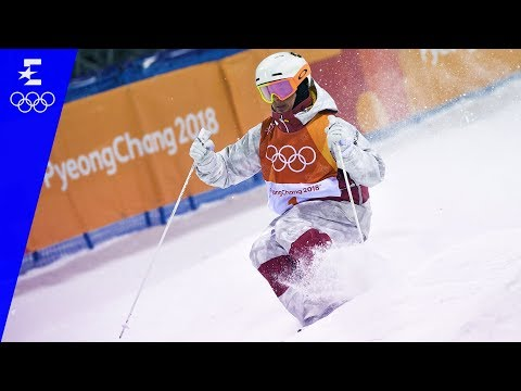Freestyle Skiing | Men's Moguls Highlights | Pyeongchang 2018 | Eurosport