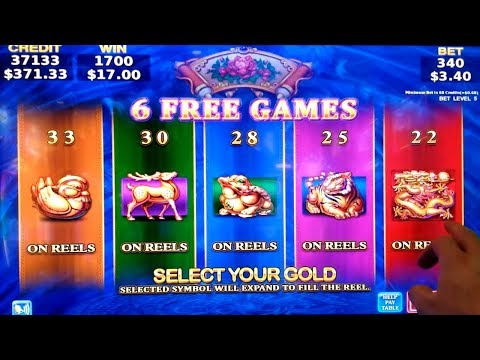 ★GREAT SEASSION★ KONAMI Slot WEALTH of DYNASTY Max Bet B
