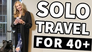 Solo Travel Q&A ~ Tips and Hacks!