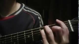Воины света на гитаре