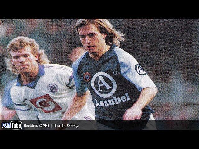 1988-1989 - Jupiler Pro League - 09. RSC Anderlecht - Club Brugge 1-0