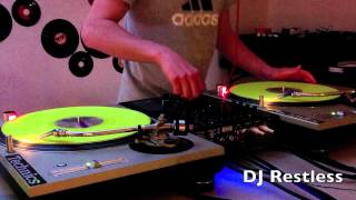 Derezzed Disco DJ Restless Mix