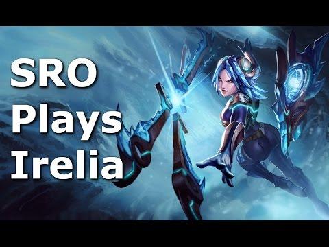 how to play vs irelia season 7
