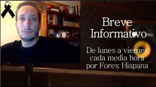 Breve Informativo - Noticias Forex del 7 de Septiembre 2018 NFPR