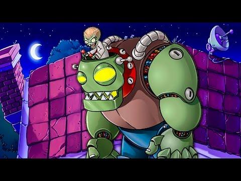 Игры Зомби против Растений - играть бесплатно на Game-Game