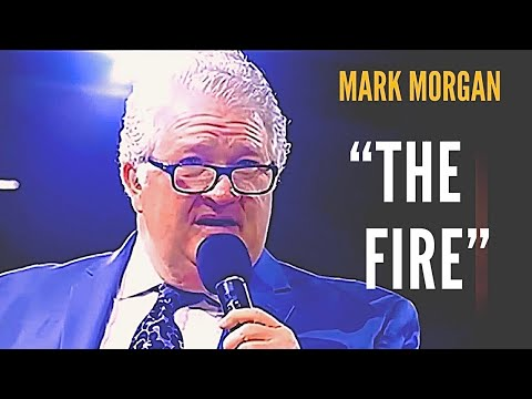 "Bishop Mark Morgan preaching ""The Fire"""