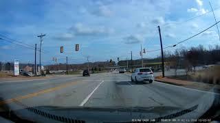 Hwy 417 at I-385 Wreck - Mauldin, SC