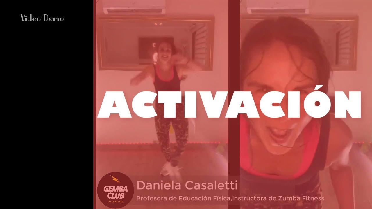 Demo Activación