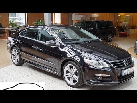 volkswagen passat cc passat cc 2 0 tdi r line leder sport navi dsg youtube. Black Bedroom Furniture Sets. Home Design Ideas