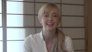 """日本中を魅了した""""朝のヒロイン""""シャーロット・ケイト・フォックスがア..."""