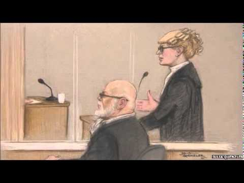 Gary Glitter trial: Assault claims untrue, singer says