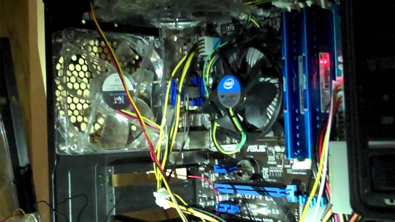 Brand New Motherboard Asus P8z77 V Lx Socket Lga1155 W