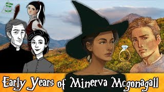 The Early Years Of Minerva McGonagall