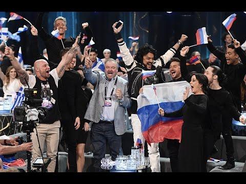 Сергей Лазарев вышел в финал конкурса «Евровидение»