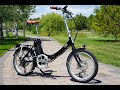 Blix Vika+ Electric Folding Bike Review | Electric Bike Report