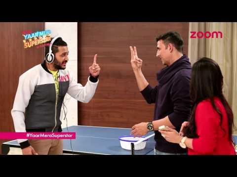 Guess The Word Game Between Akshay Kumar & Riteish Deshmukh   Yaar Mera Superstar   EXCLUSIVE