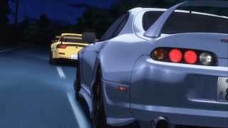 Initial D 5th Stage Fd3s Vs Supra