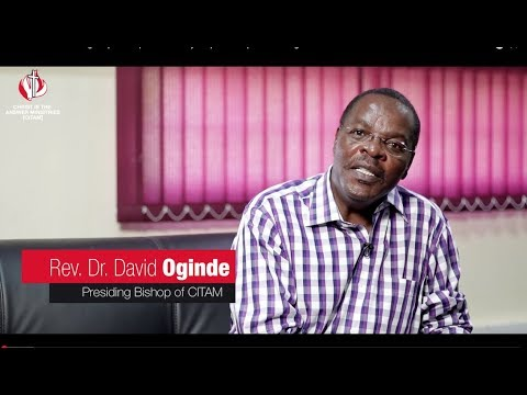Bishop David Oginde - High Impact People Are Ordinary People (CITAM Church Online)