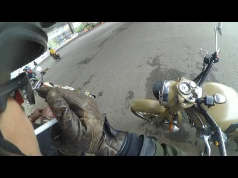 Indonesia Royal Enfield One Ride 2017 - Part 1
