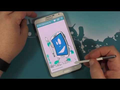 Hands On With The Pen.UP App