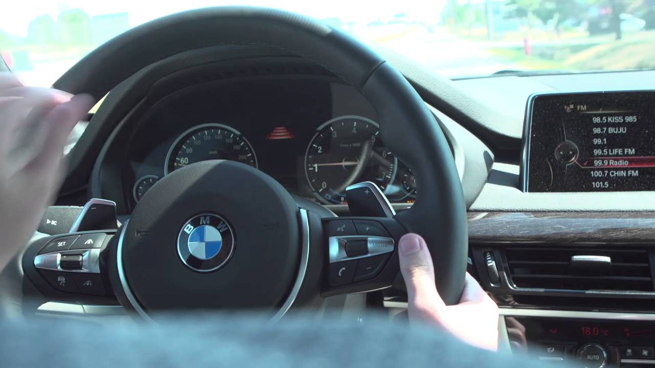 How To Setting Bmw Adaptive Cruise Control Youtube