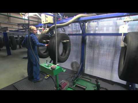 Polak Potrafi: FBO Rubber Technology S.A. - Bieżnikowanie Opon