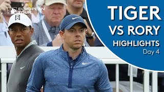 Download Tiger Woods vs Rory McIlroy Highlights | 2019 WGC-Dell Technologies Match Play Mp3 and Videos