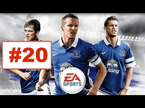 FIFA 15 Everton Career Mode - Episode 20 - OH KEVIN MIRALLAS! (Ps4/Xbox One Gameplay 1080p HD)
