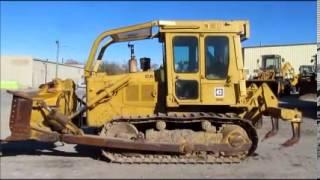 1985 caterpillar d5b for sale