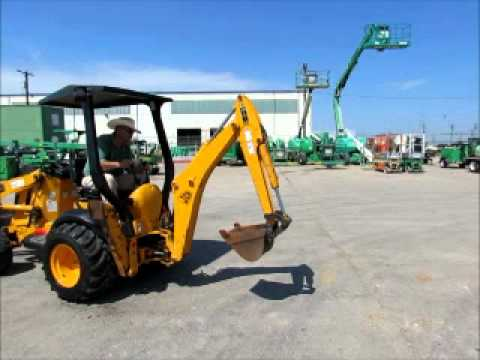 For Sale 2008 JCB 2CX-12 Backhoe Wheel Loader 4x4 Tractor Diesel bidadoo.com