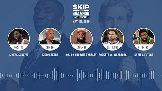 Download UNDISPUTED Audio Podcast (05.10.19) with Skip Bayless, Shannon Sharpe & Jenny Taft | UNDISPUTED Mp3 and Videos