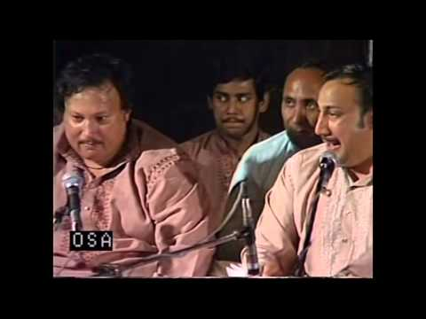 Menoon Yaar Manaanon Fursat Nahin - Ustad Nusrat Fateh Ali Khan - OSA Official HD Video